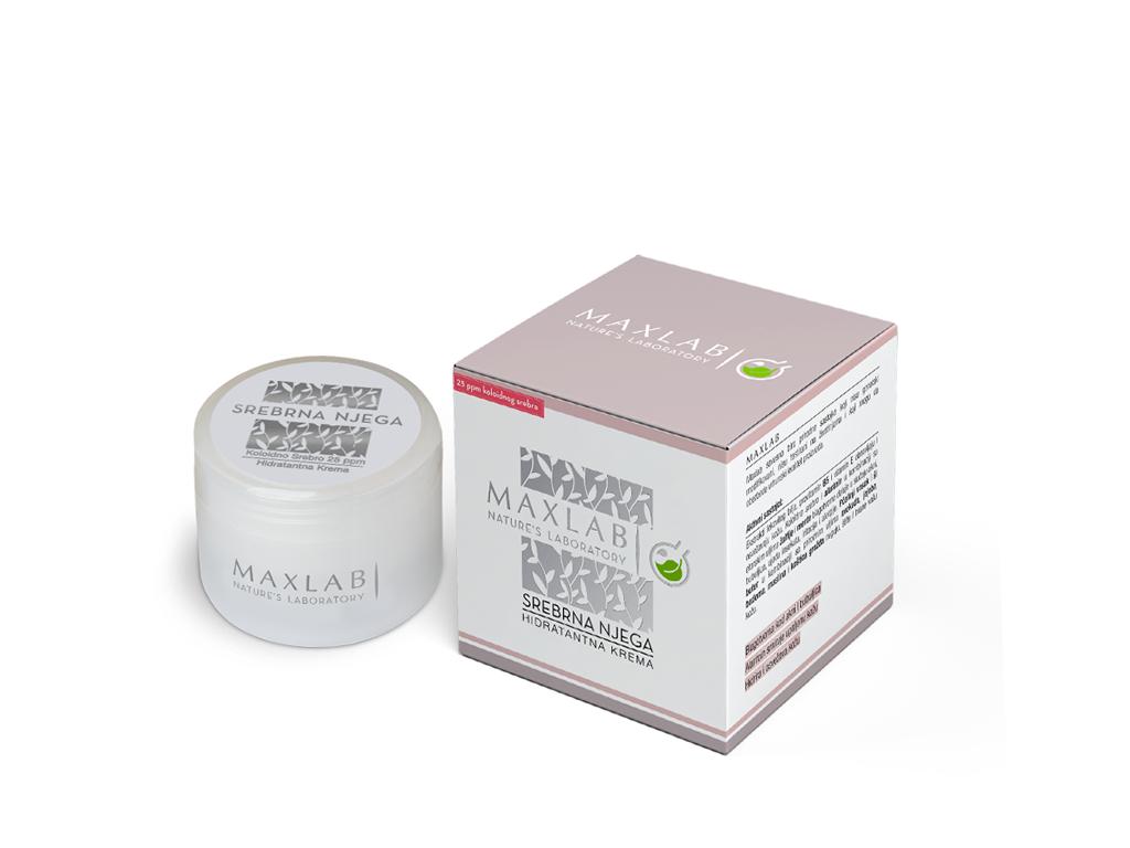 hidratantna krema za lice koloidno srebro